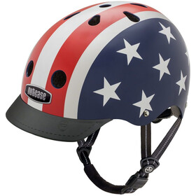 Nutcase Street Helmet Kids, stars & stripes